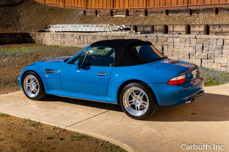 2001 bmw M roadster for sale 4