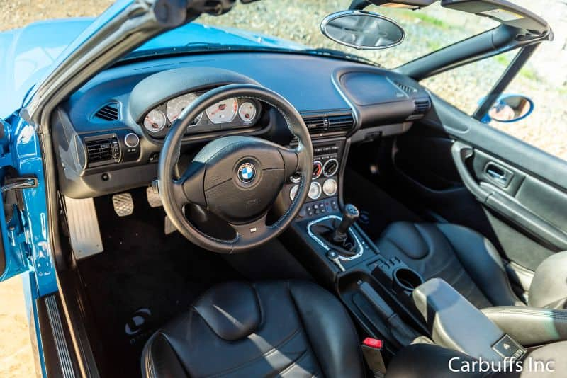 2001 bmw M roadster for sale 5