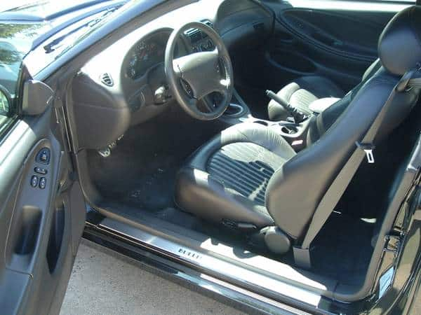 2001 ford mustang bullitt for sale 6