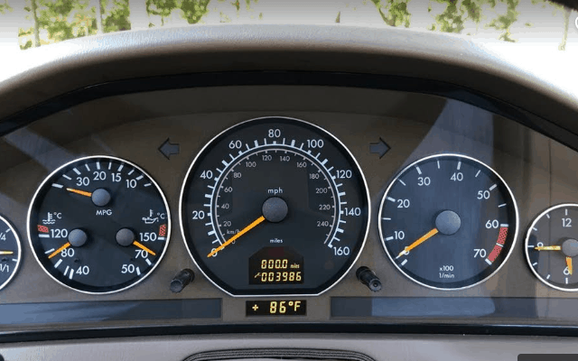 2001 mercedes benz sl500 for sale 8