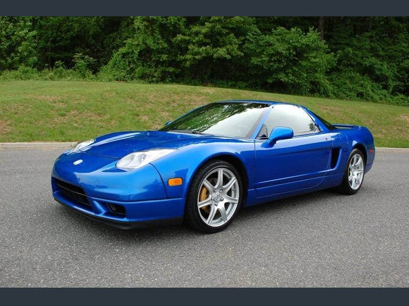 2003 acura nsx for sale 11