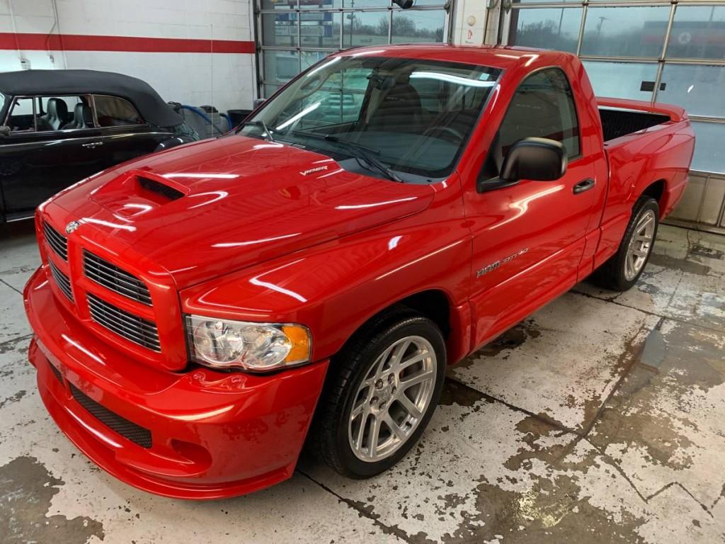 2004 dodge ram SRT10 for sale 3