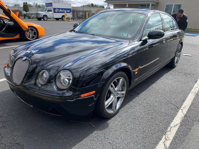2005 jaguar s type r for sale 1