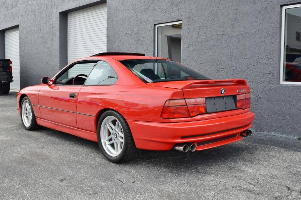 1994 BMW 850csi for sale