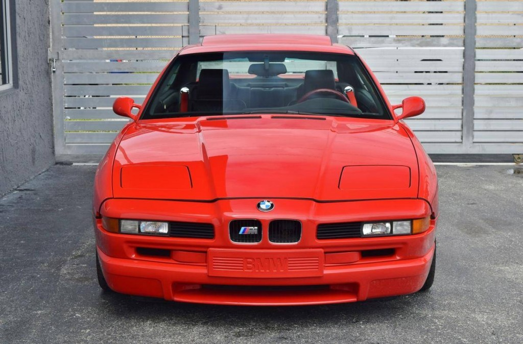 bmw 850csi for sale frontal