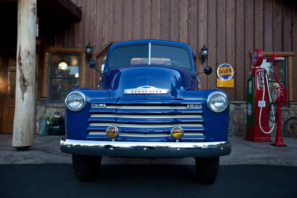 1951 chevrolet 3800 1 ton dually flatbed for sale 1