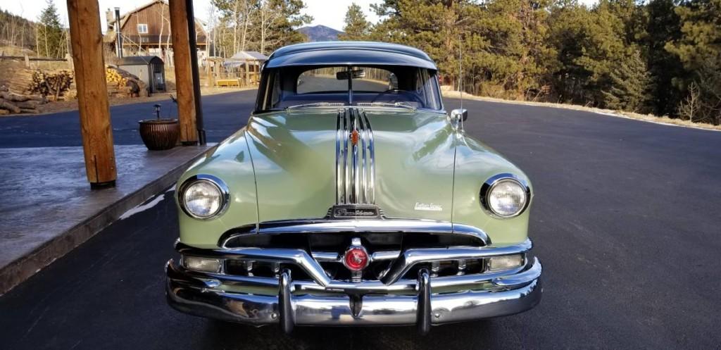 1951 pontiac chieftain for sale 1