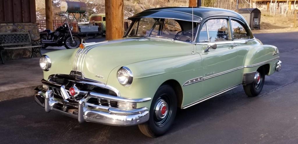 1951 pontiac chieftain for sale 2