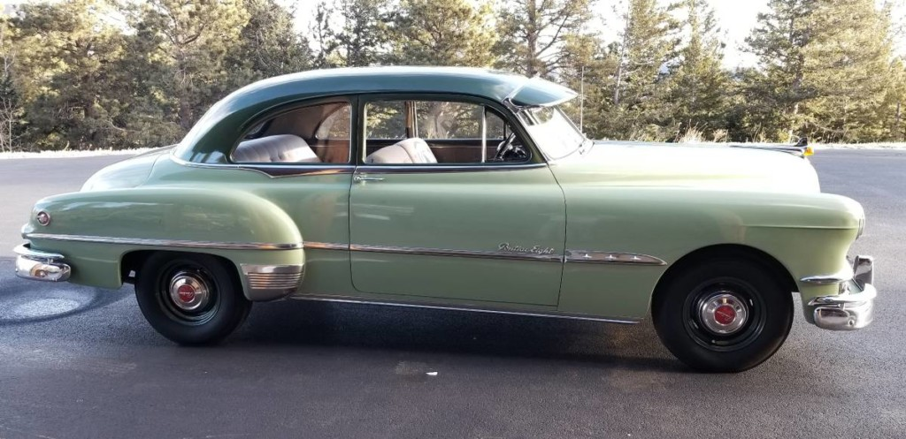 1951 pontiac chieftain for sale 4