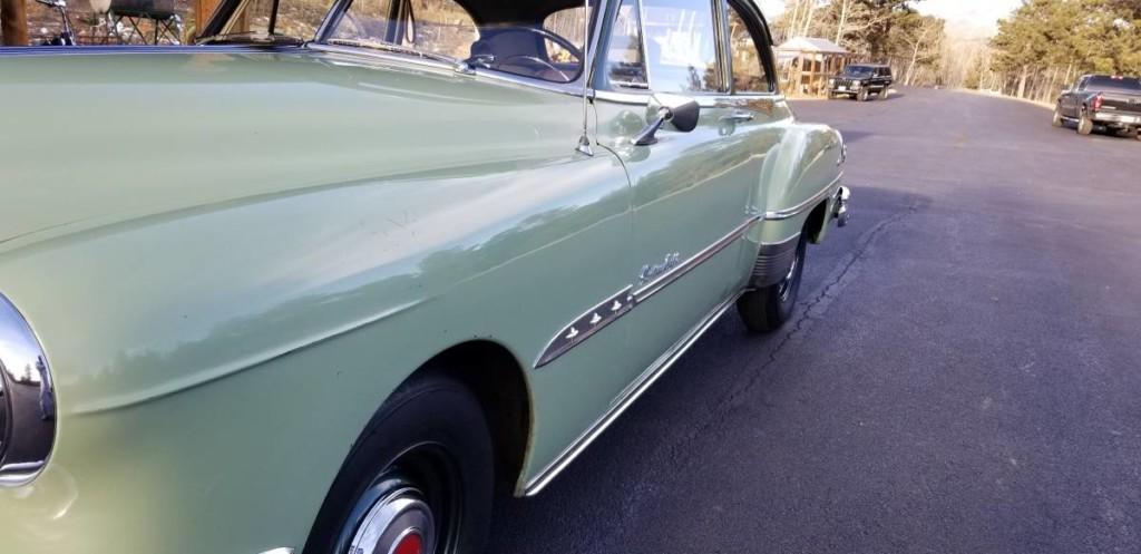 1951 pontiac chieftain for sale 3