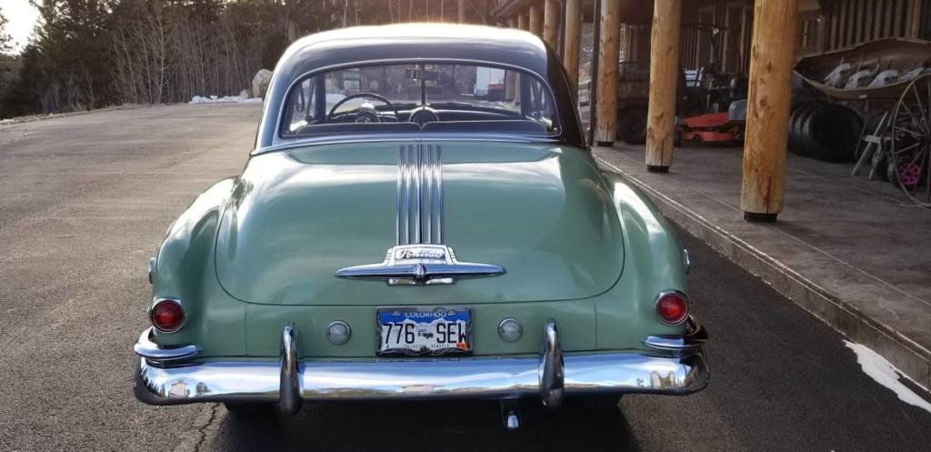 1951 pontiac chieftain for sale 5