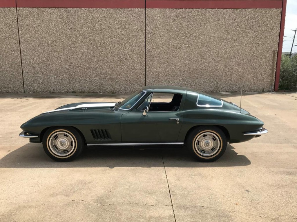 1967 Chevrolet corvette stingray for sale 1