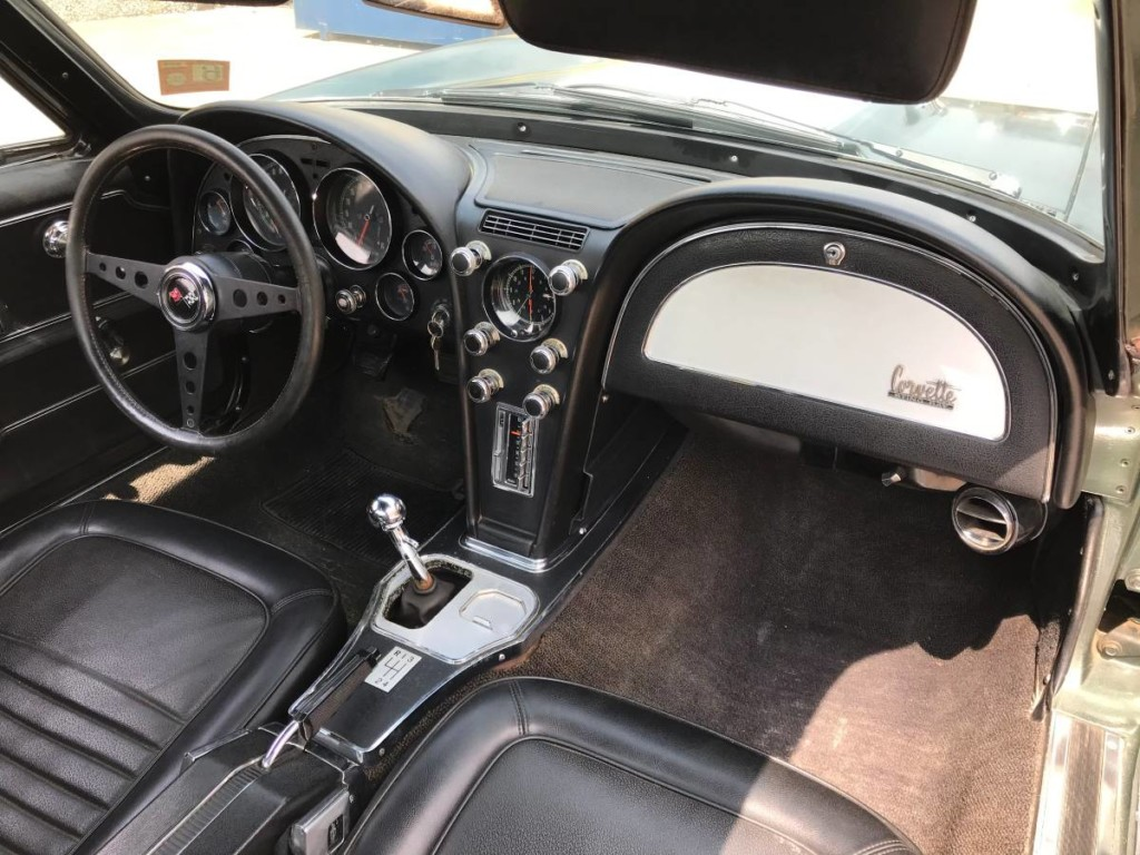 1967 Chevrolet corvette stingray for sale 7
