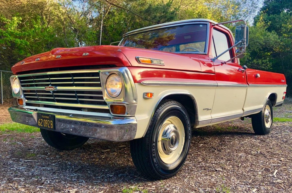 1968 ford f250 for sale 2