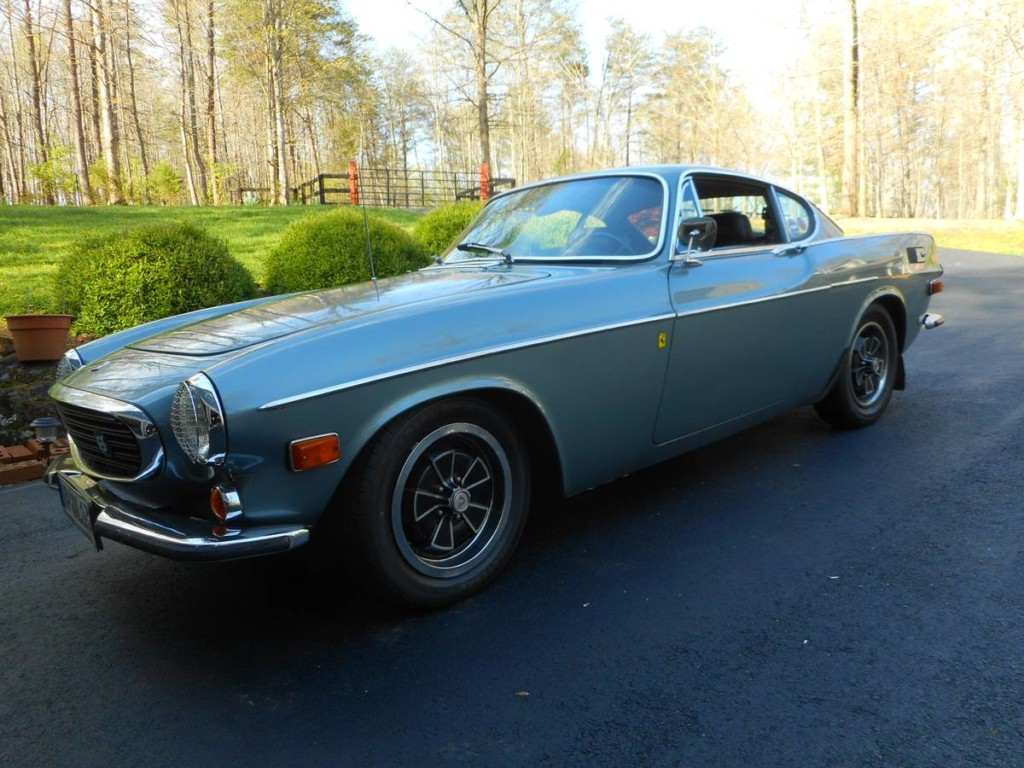1971 Volvo p1800e for sale 2