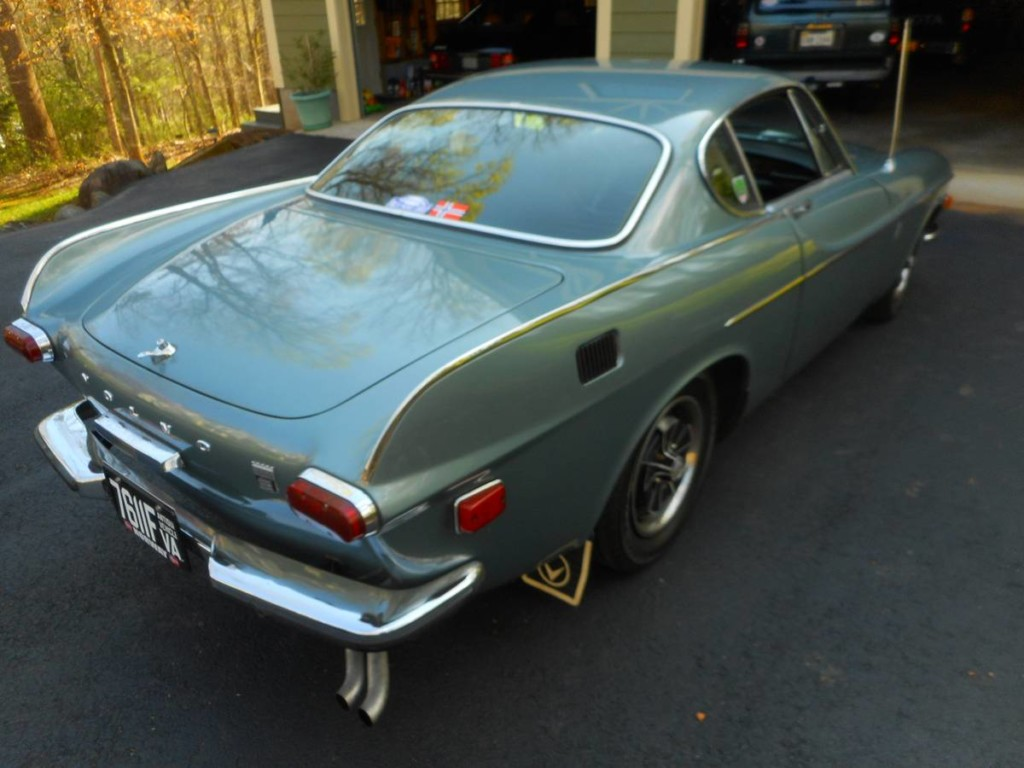 1971 Volvo p1800e for sale 4