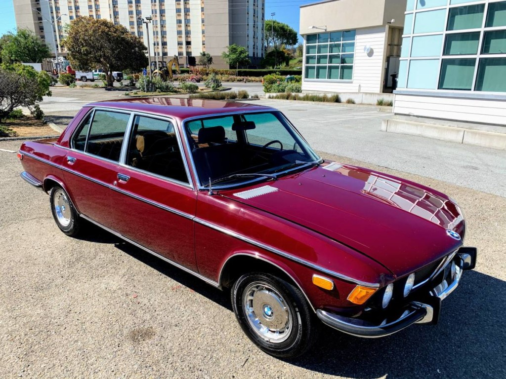 1973 bmw bavaria for sale 1
