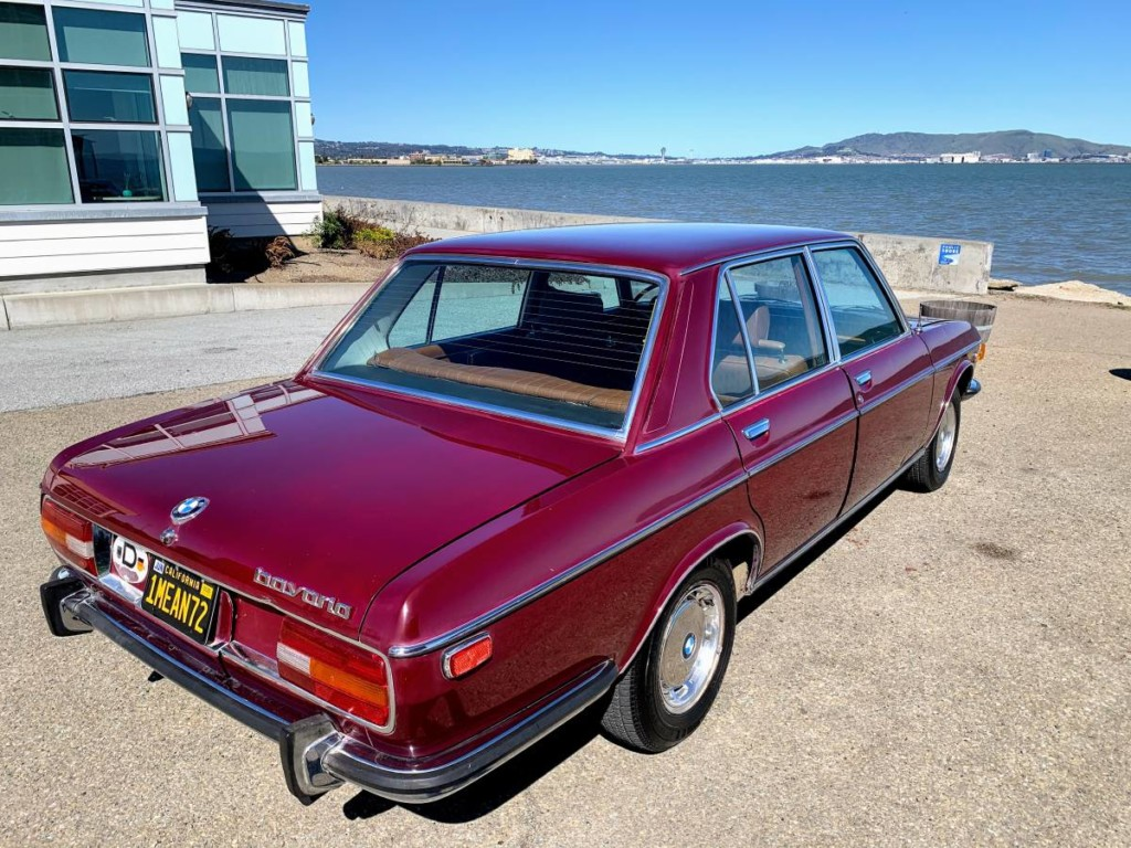 1973 bmw bavaria for sale 3