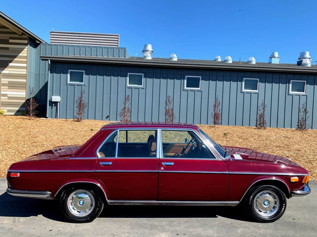 1973 bmw bavaria for sale 2