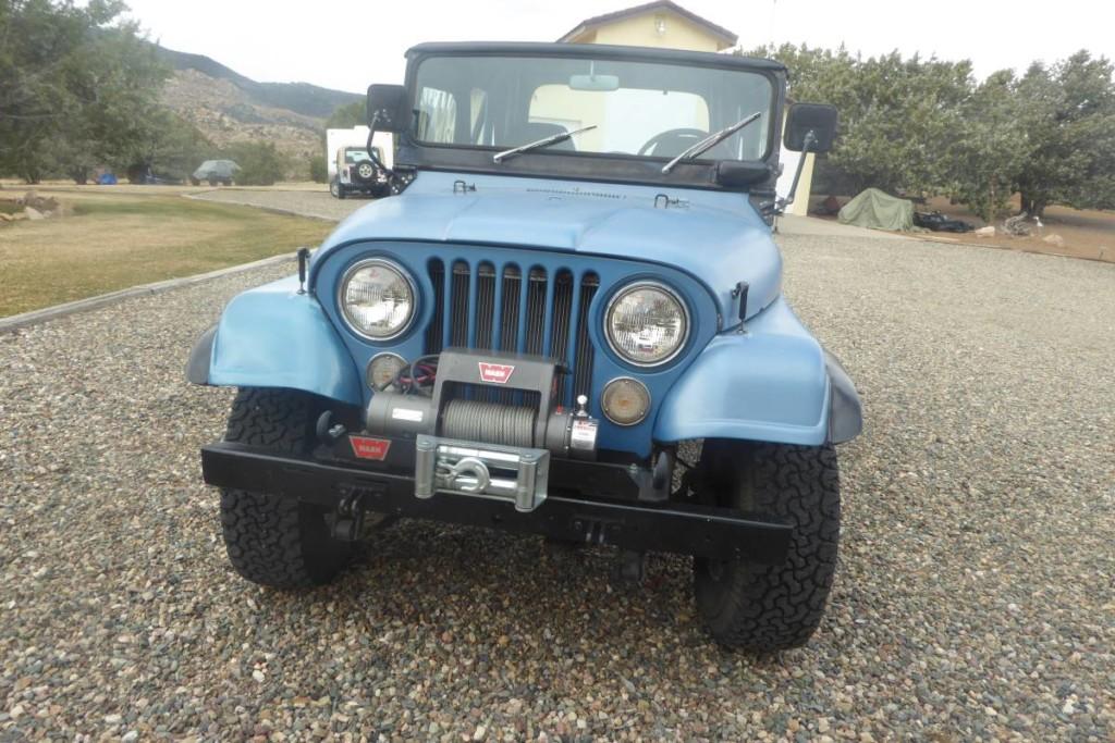1973 jeep cj-5 for sale 1