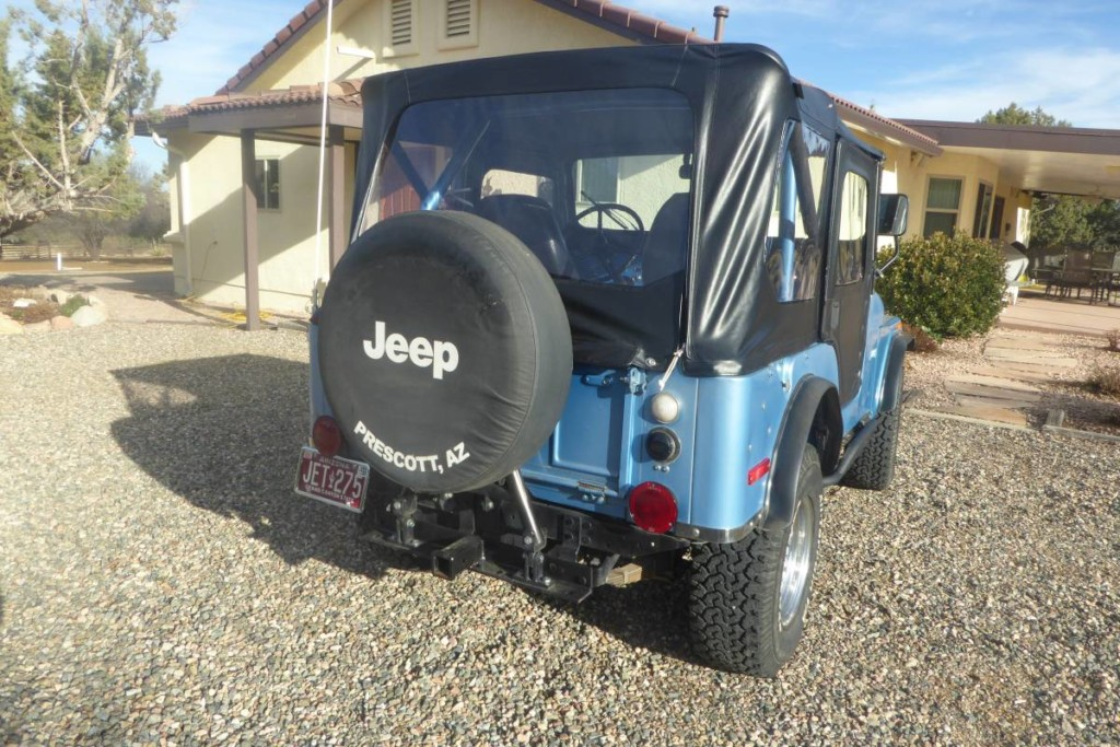 1973 jeep cj-5 for sale 4