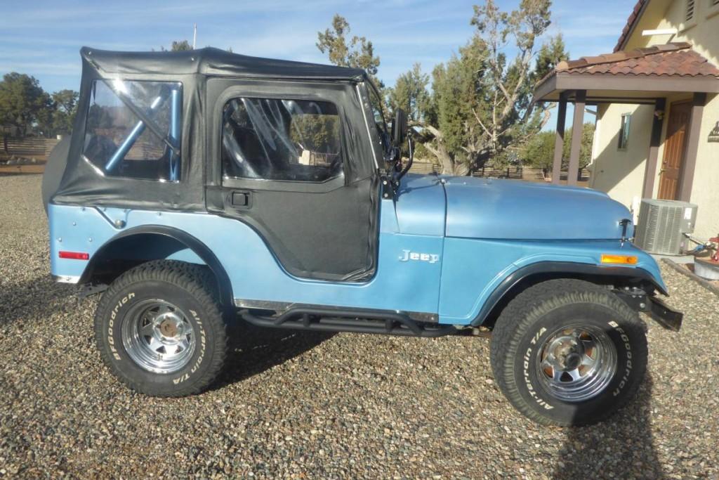 1973 jeep cj-5 for sale 3