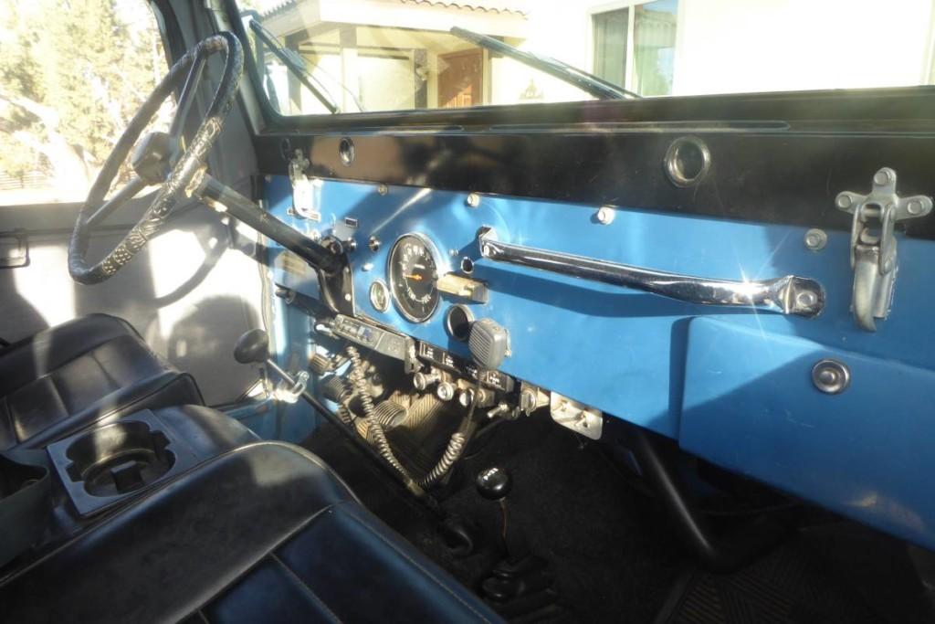 1973 jeep cj-5 for sale 6
