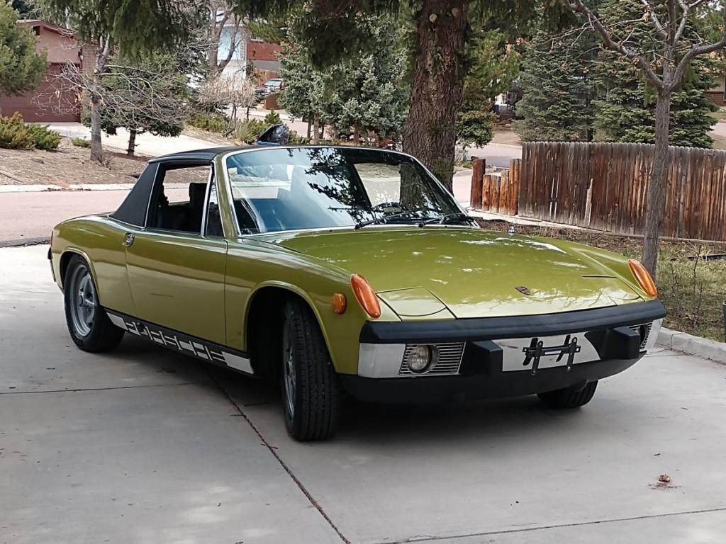 1974 porsche 914 for sale 1