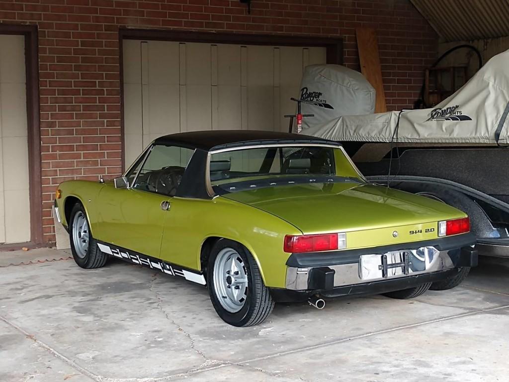 1974 porsche 914 for sale 2