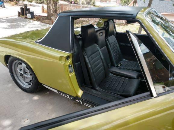 1974 porsche 914 for sale 4