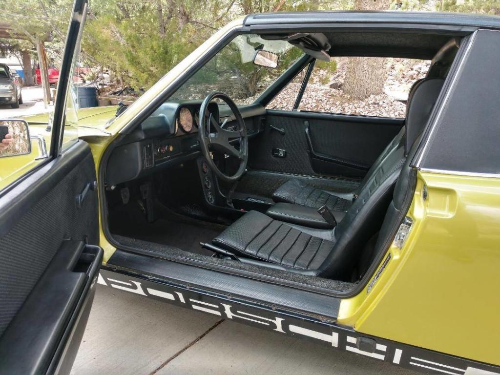 1974 porsche 914 for sale 5