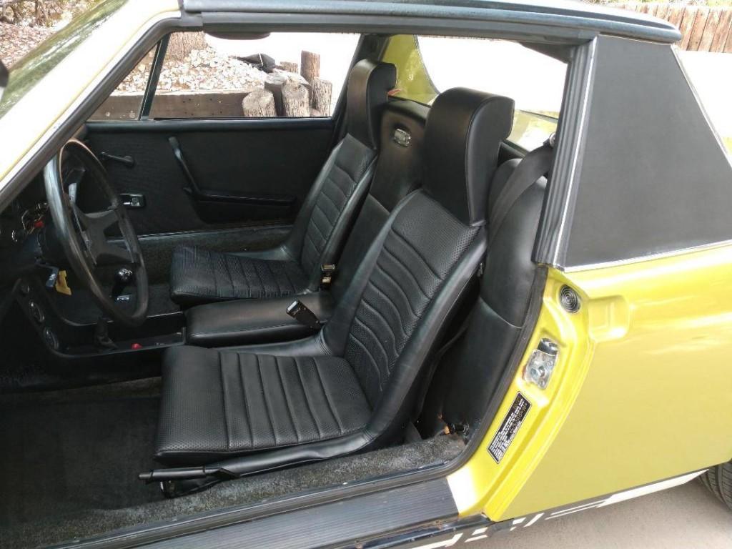 1974 porsche 914 for sale 6