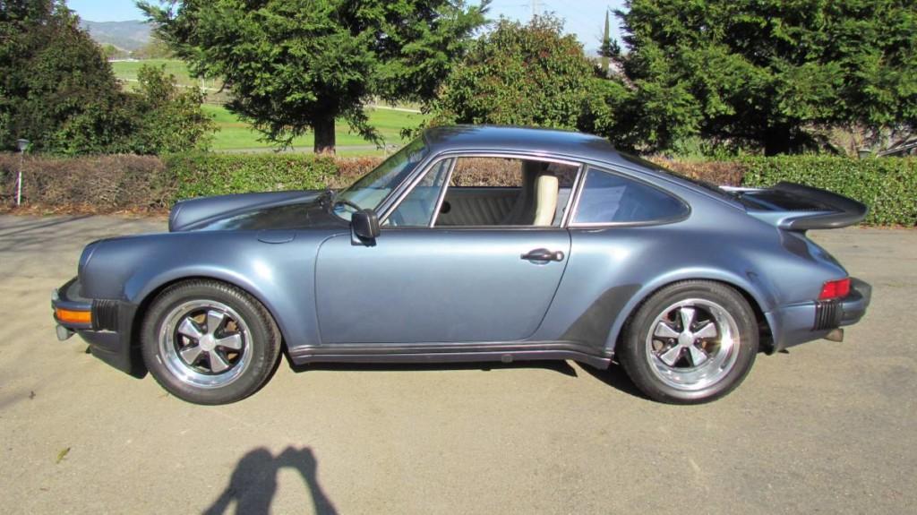 1977 Porsche 911 turbo 930 for sale 1