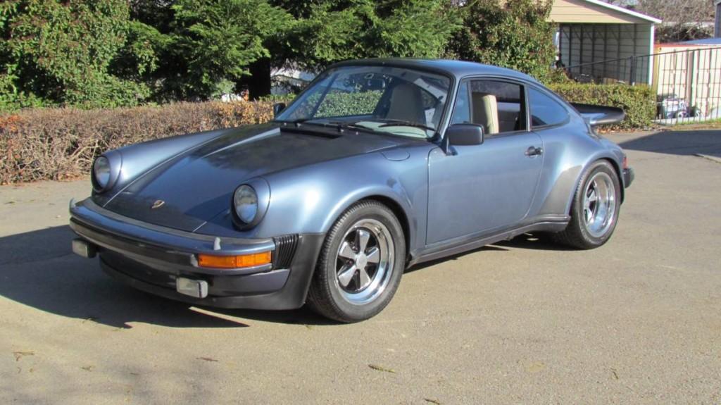 1977 Porsche 911 turbo 930 for sale
