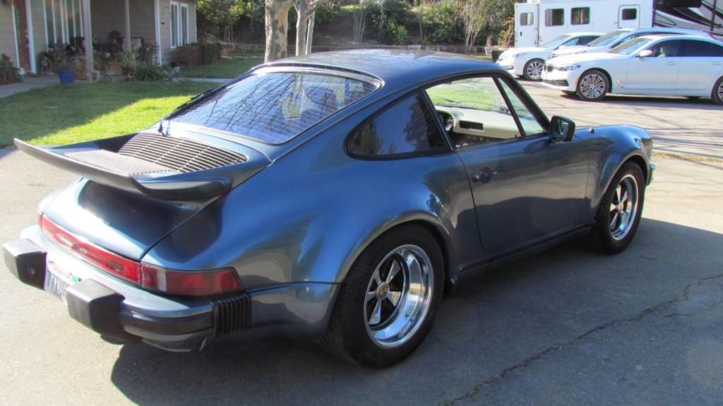 1977 Porsche 911 turbo 930 for sale 3