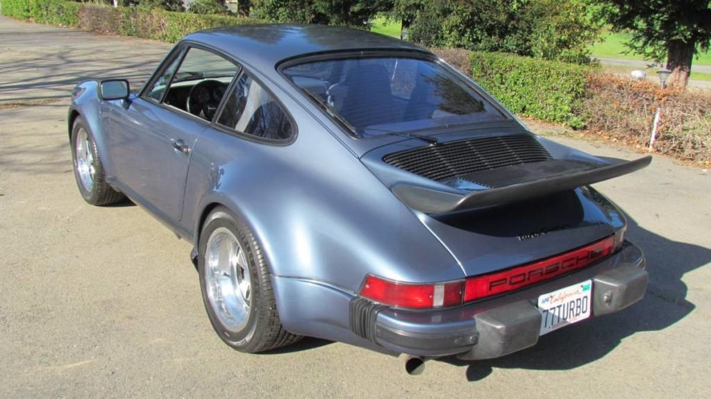 1977 Porsche 911 turbo 930 for sale 4