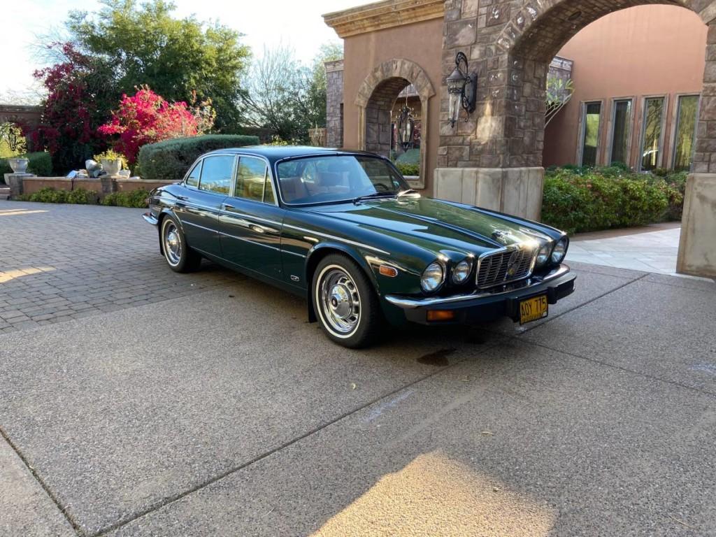 1977 jaguar xj12L for sale 1