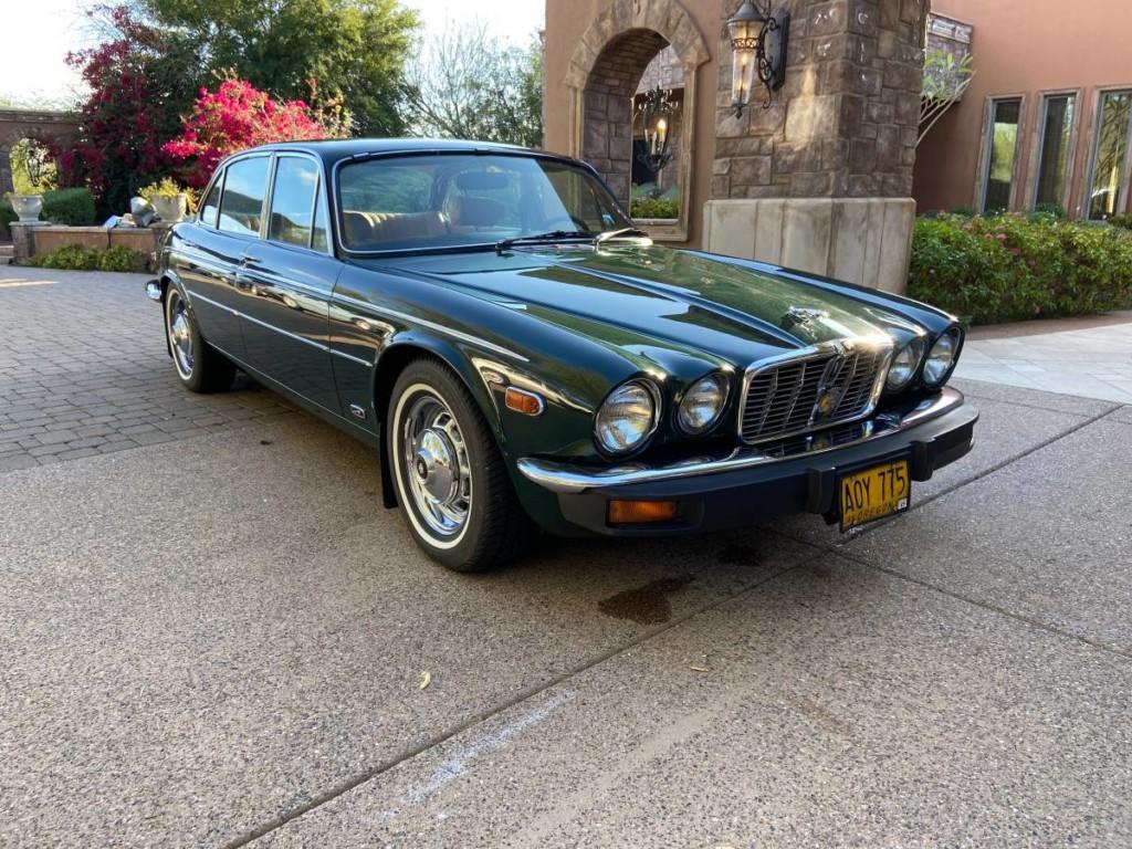 1977 jaguar xj12L for sale 2