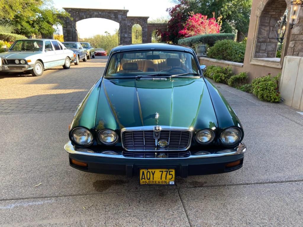 1977 jaguar xj12L for sale 3