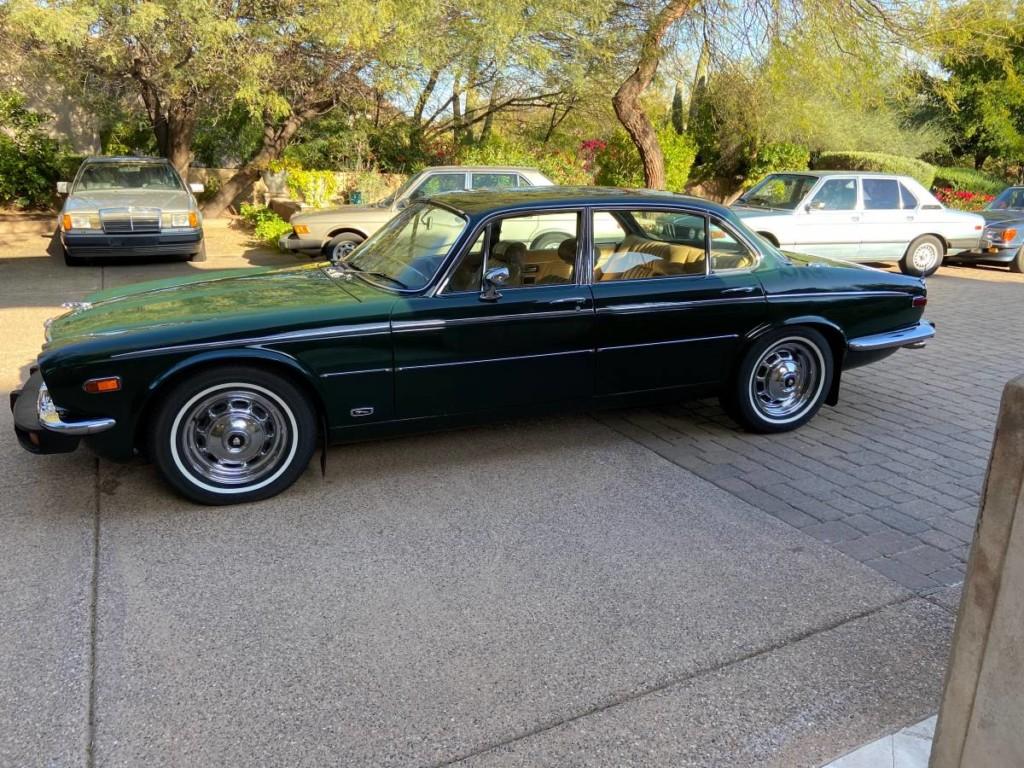 1977 jaguar xj12L for sale 4