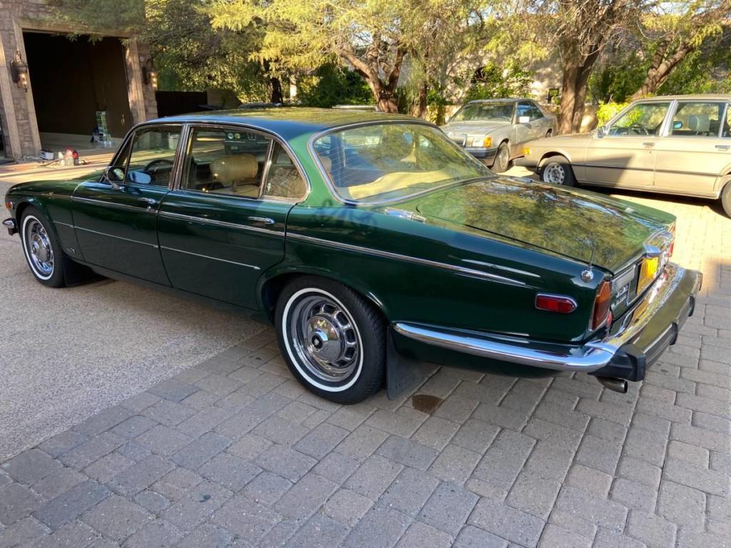 1977 jaguar xj12L for sale 5