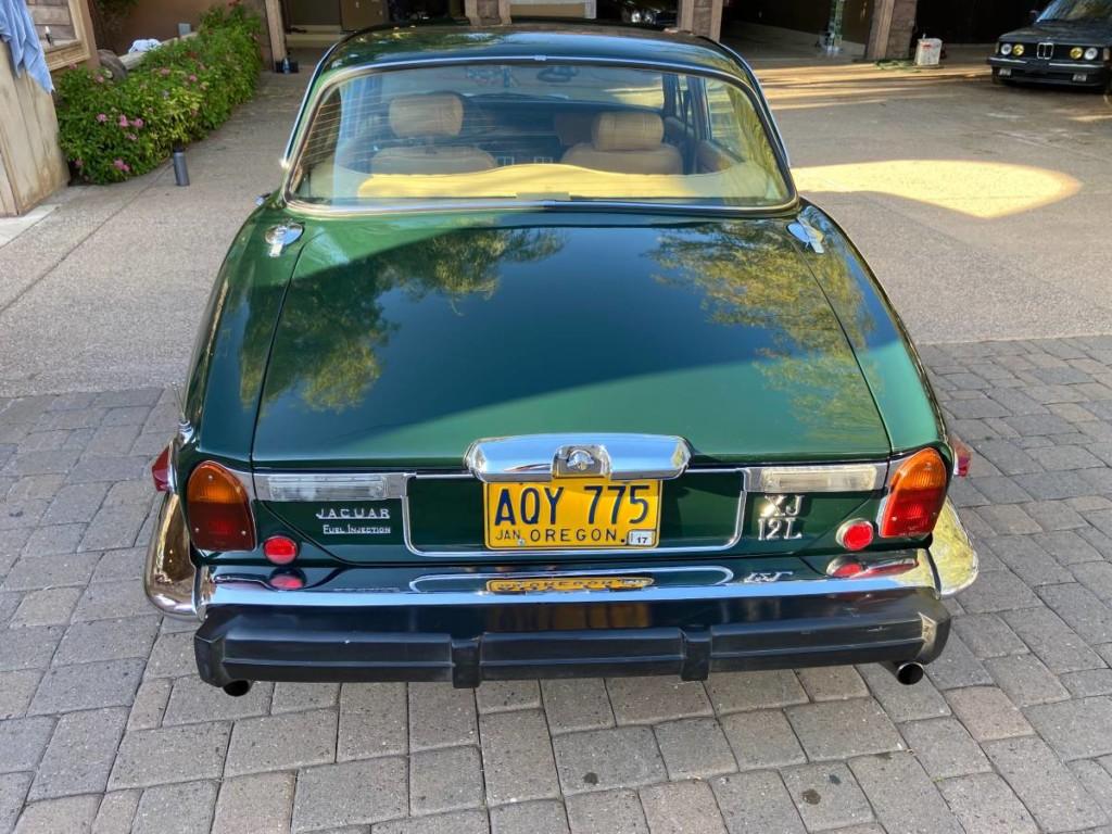 1977 jaguar xj12L for sale 6