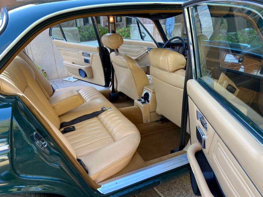 1977 jaguar xj12L for sale 9