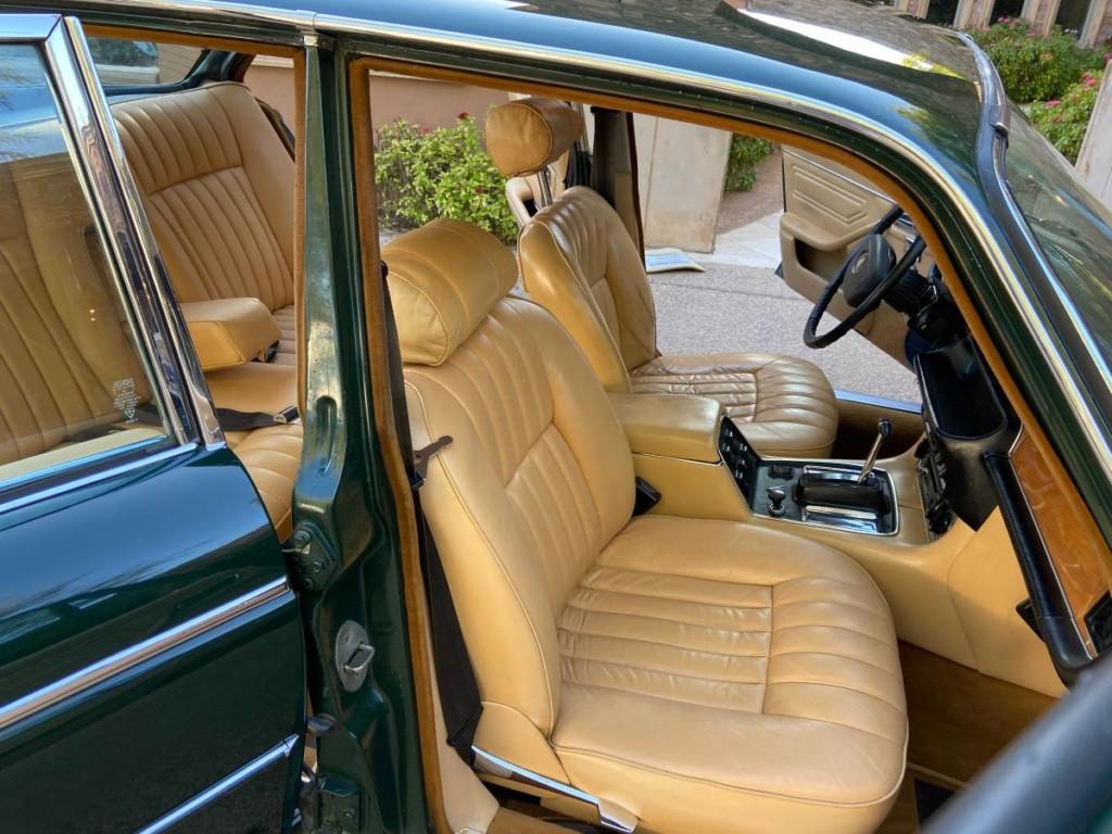 1977 jaguar xj12L for sale 8