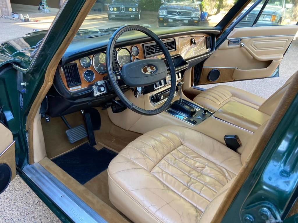 1977 jaguar xj12L for sale 91