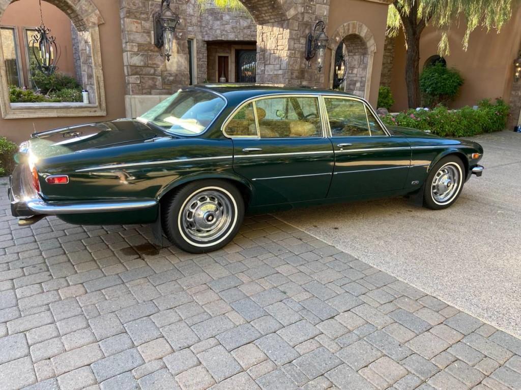 1977 jaguar xj12L for sale 7
