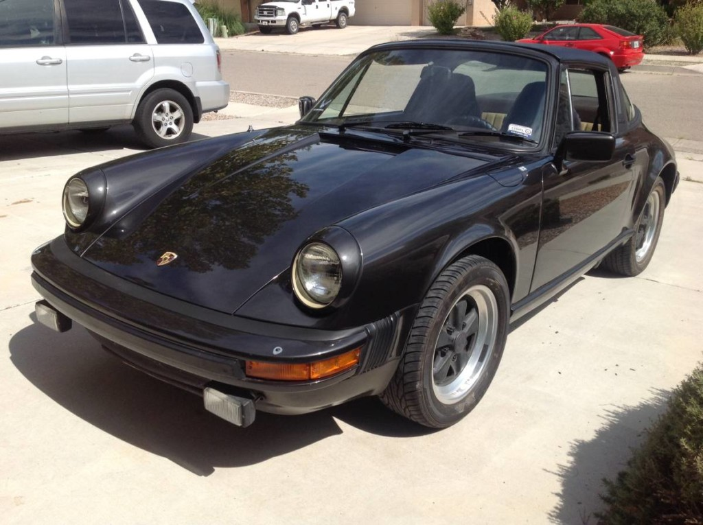 1982 porsche 911sc targa for sale 1