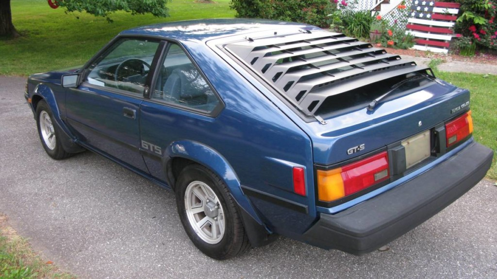 1984 toyota celica gts for sale 1