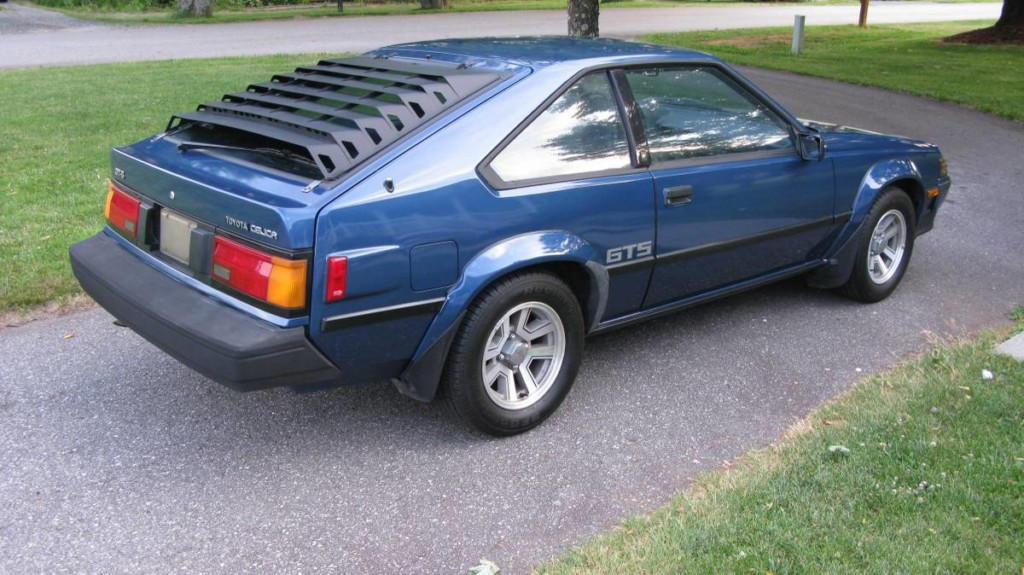 1984 toyota celica gts for sale 2