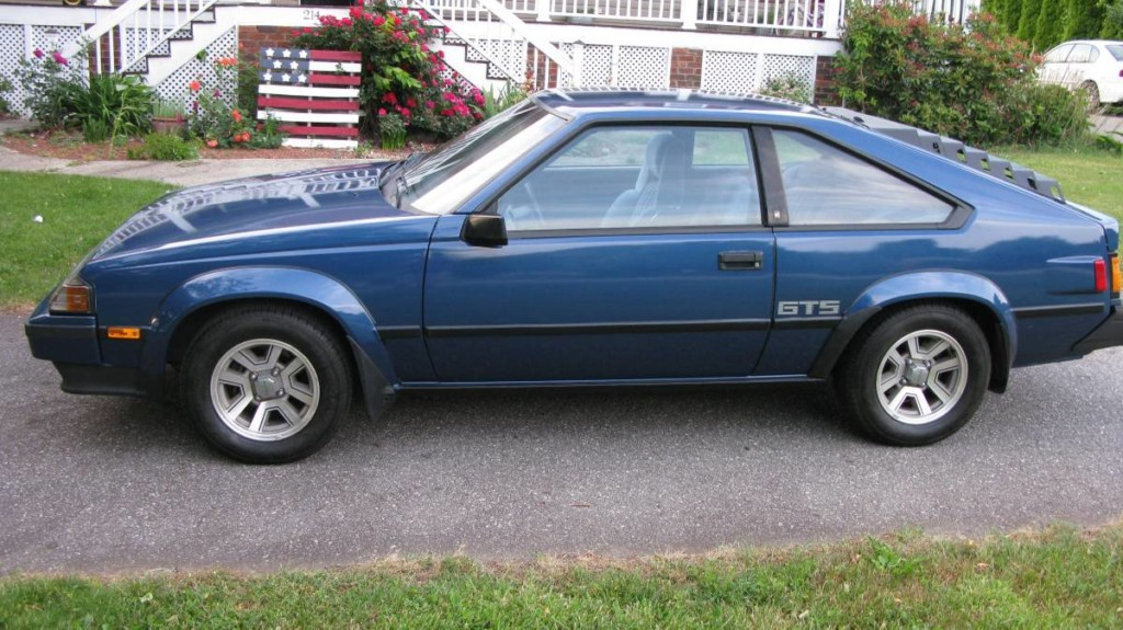 1984 toyota celica gts for sale 6